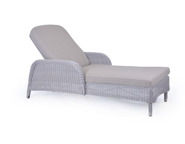 Evesham Adjustable Sun Lounger
