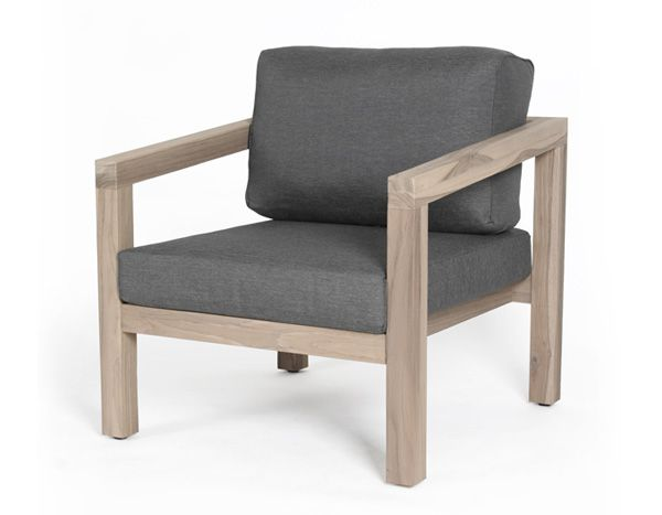 Evora Living Arm Chair