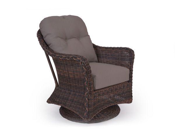 Marlow Living Arm Chair Swivel Glider