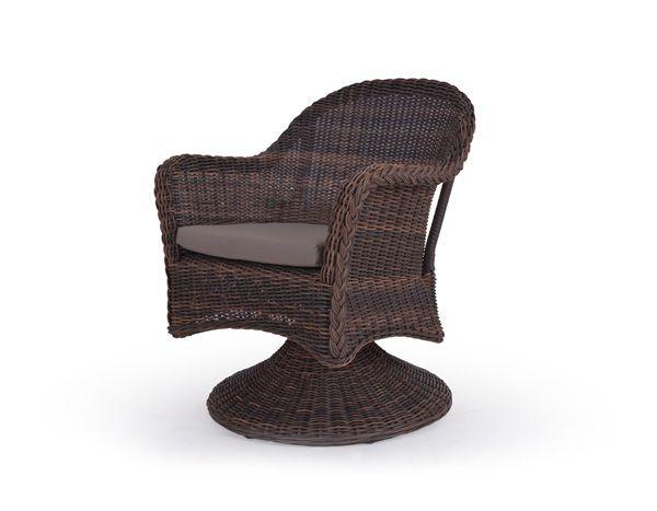 Marlow Dining Arm Chair Swivel Rocker