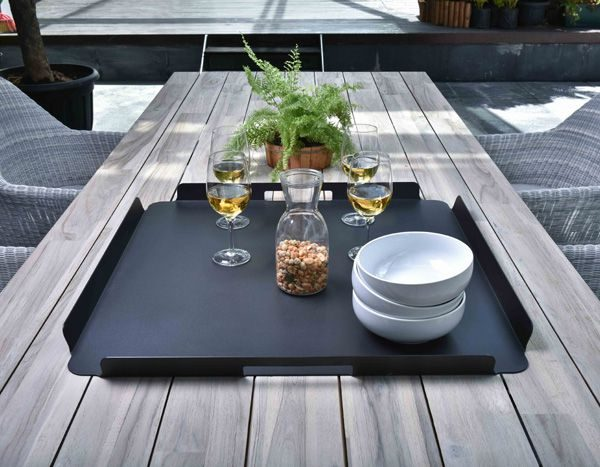 Maya Square Serving Tray