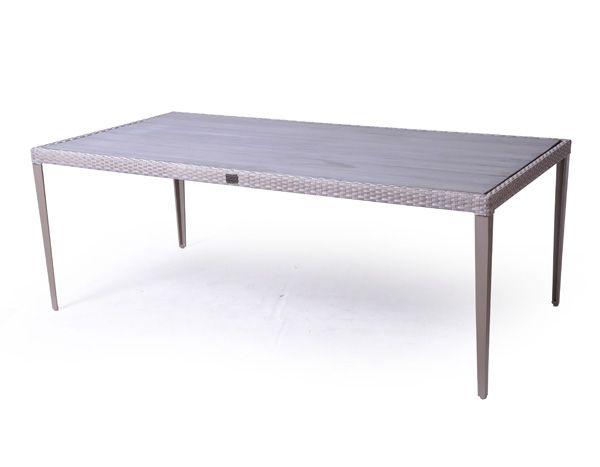 Slim Low Dining Table