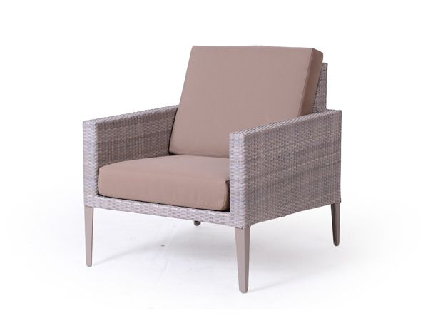 Slim Living Arm Chair