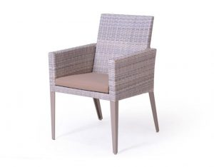 Slim Dining Arm Chair