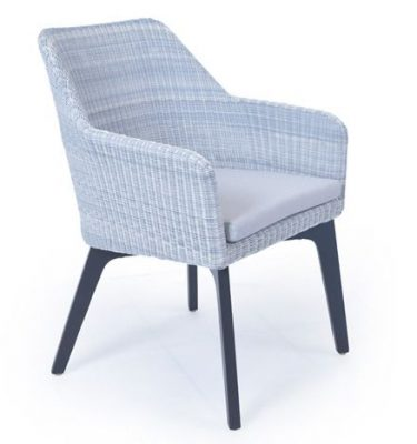 Valery Dining Lomm Dune Arm Chair