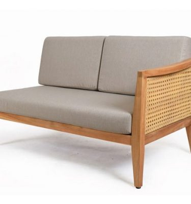 Winslow Modular 2 Seater Left Arm